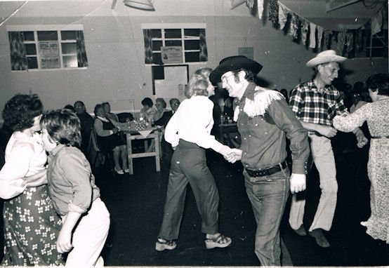Photo:Barn Dance at Hill House