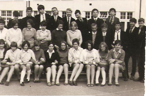 Photo:Gaynesford School 1961