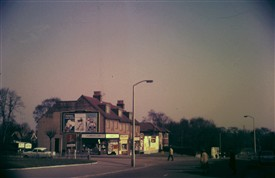 Photo:Bishopsford Road 1960