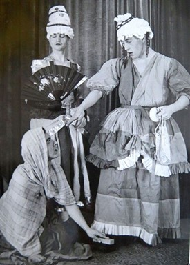 Photo:Cinderalla performed by the WestWhit Social Club c. 1950