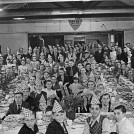 Photo:Party at Church Hall 1940's