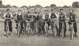 Photo:St. Helier Saints Cycle Speedway Team