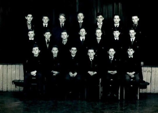 Photo:Garth School 1959
