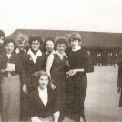 Photo:Malmesbury School leaving day 1956