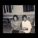 Photo:Mary Boateng and Joyce Edmund