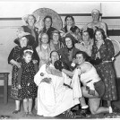 Photo:St. Helier Women's Ideal Social Club Fancy Dress 1954