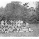 Photo:Morden District Scout Camp for Patrol Leaders c.1958/9