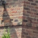 Photo:Decorative brick lines - a common feature