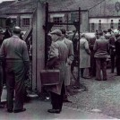 Photo:Bus Strikers meeting at Rosehill, 9th May 1958