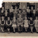Photo:Class Photo at Holy Family School c1948