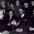 Photo:St. Helier and Morden Darby and Joan Club Concert, Middleton Road. 14th Nov. 1953