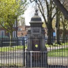Photo:The Drinking Fountain, Wrythe Lane situated outside Carshalton High School for Girls