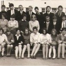 Photo:Gaynesford School group  c. 1967/68