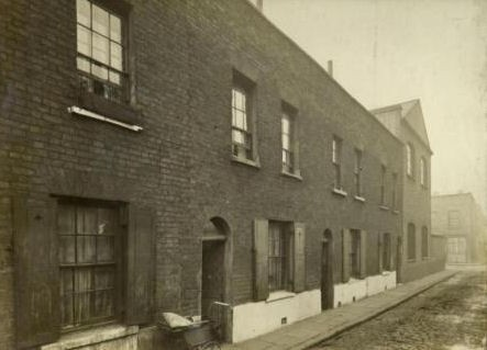 Photo:Tabard Street, Southwark