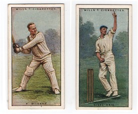 Photo:Wills Cigarette Cards